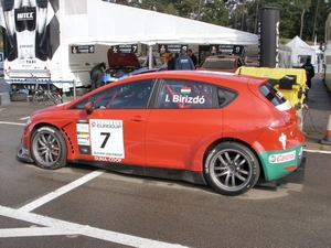 Seat Leon Europa Cup
